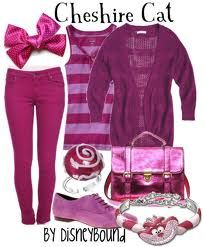 How to dress like... Cheshire Cat