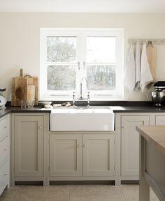 West Sussex Kitchen | deVOL Kitchen conservatory