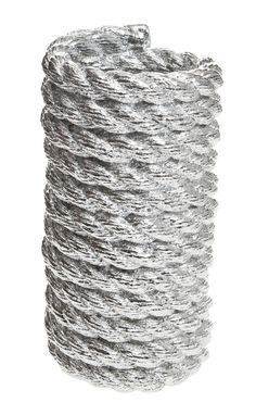 Areaware coil rope vase