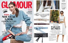 GLAMOUR - March 2016