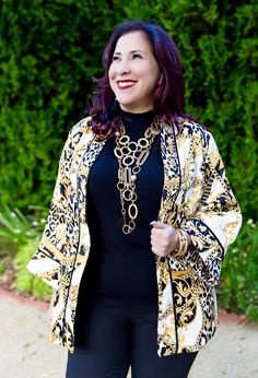 Over 40 Fashion: Chico's Goes Wild With Animal Prints This Season #midlife #fashionover50 #ad