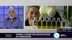 Tommy Chong says CBD oil will 'change the world'. Jack Brewer joins Yaho...
