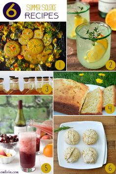 Celebrating Summer Solstice: 6 Recipes for the Summer Solstice