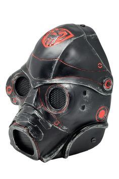 Airsoft Full Wire Mesh Protection Spectre Mask --Are you ready for the apocalypse??