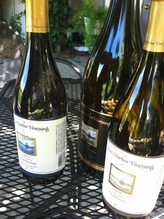 Unwooded, Wooded, Reserve. Our three Chardonnays. Three wines from one varietal.