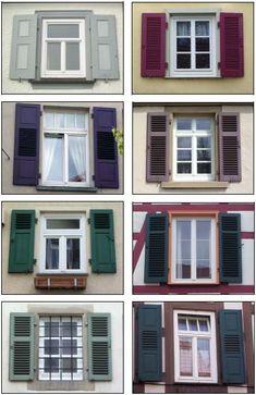 verschiedene typen dänischer sprossenfenster | terassen-haustüren ... - Sprossenfenster Anthrazit Grau