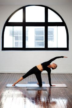 Yoga | Double gate pose-my favorite. It feels good EVERYWHERE