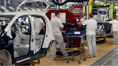 """#Volkswagen's latest plant expansion has made them candidates for a #Slovak certificate of """"significant investment""""."""