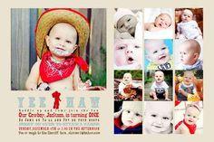 Cowboy Western 1st Birthday Birthday Party Ideas   Photo 1 of 67   Catch My Party
