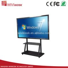 55 inch Electronic multitouch whiteboard for teaching students