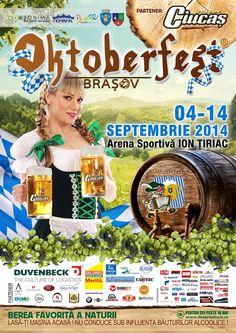 Incep pregatirile pentru Oktoberfest Romania 2014! Culture, Oktoberfest