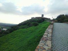 Západní pobřeží Aljezur castle