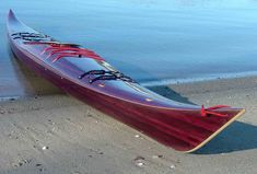 Petrel Pictures | Guillemot Kayaks - Small Wooden Boat Designs