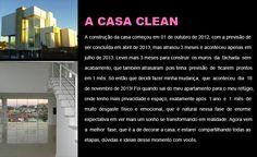 A autora Olá, prazer! Me chamo Graziela Lara e sou a autora e produtora de conteúdo do Construindo Minha Casa Clean e da TV Casa...