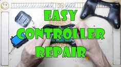 Teardown Lab - Repair Wii U PRO charge port You can repair a buster Wii U Pro controller with stuff you have lying around trust me watch now! Want to keep track of my content? There is a fully searchable archive at http://ift.tt/2t1Ab8V please check it out!  Now you can buy me a coffee! Please support me on Patreon at http://ift.tt/2puw70s  Thanks you lovely people! https://youtu.be/k8D6eo4pnyY