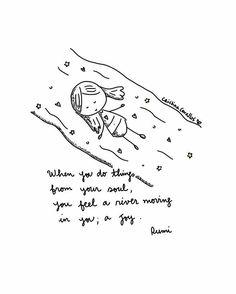 ♡♡♡ #soul #alma #love #amor #peace #quietud #wings #hearts #river #joy #gozando #alegria #fluir #rio #stars #cristinacevallos #cute #cutie #dream #float #adventure #riveroflights #plenitud #gozo #happiness #moving #girls #colors #instaquote #instadaily