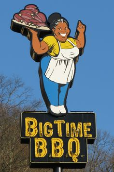 Big Time BBQ ~ Chattanooga TN