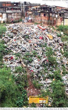Gestão de resíduos sólidos em São Paulo: desafios da sustentabilidade