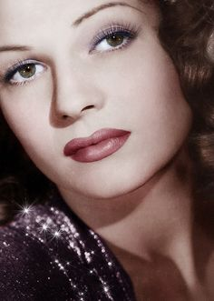 We are all tied to our destiny and there is no way we can liberate ourselves. Rita Hayworth