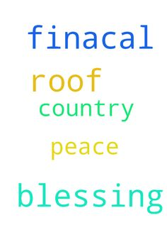 Lord i need a finacal blessing for my roof pray for - Lord i need a finacal blessing for my roof pray for peace an our country Posted at: https://prayerrequest.com/t/TqJ #pray #prayer #request #prayerrequest