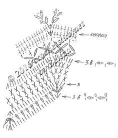 платье биарриц-схема 2