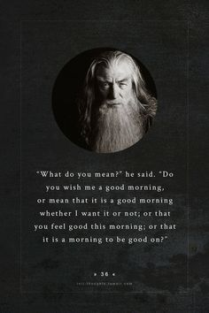 INTJ - Gandalf a fictional character in J. R. R. Tolkien's novels The Hobbit and The Lord of the Rings.