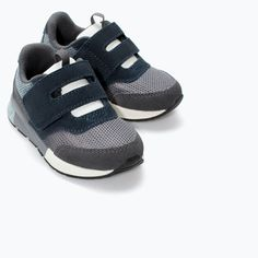 velcro sneaker from Zara