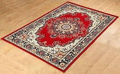The beauty and uniqueness of this traditional area rug lie in the balance of colors and persian style design. This beautiful rug can be a worthy addition to your home or office.
