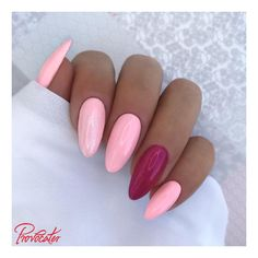 Most Beautiful Pastel Nail Ideas 2019 60 photos NALOADED is part of nails - Pastel Nail Ideas 2019 are trending for a jiffy not and it appears that this trend is here to remain Dream Nails, Love Nails, Pink Nails, Pretty Nails, My Nails, Classy Nails, Stylish Nails, Shellac Nails, Nail Manicure