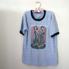 OMG I went to this concert!   vintage 70s Donny and Marie Osmond Blue by littleveggievintage, $24.00