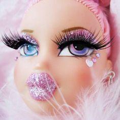 Bratz doll faked up