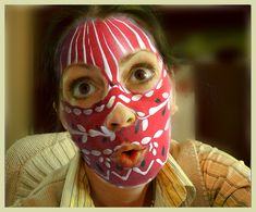 Für Surrealisten und Katzen-Freaks Photo Manipulation, My Photos, Carnival, Pets, Face, Painting, Cats, Carnavals, Painting Art