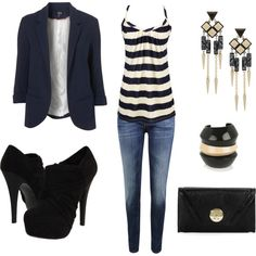 I would totally rock this outfit. :D