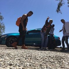 Spotted // @pattoussaint rocking the orange K1XPM MK4 at Coachella Festival in Cali. // Photo via @aaroncarter // #spotted #k1x #patrickmohr #k1xpm #mk4 #patricktoussaint #pattoussaint #aaroncarter #coachella #losangeles
