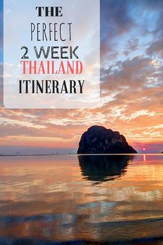 An Itinerary for a two week Thailand trip including ideas on what to see what to eat where to go how to get around where to stay and more! 2 Weeks In Thailand, Thailand Vacation, Thailand Honeymoon, Thailand Travel Guide, Visit Thailand, Asia Travel, Backpacking Thailand, Hawaii Travel, Croatia Travel