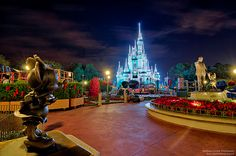 here's to christmas 2012 at Disney World!!