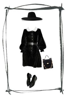 """FRUST"" by fufuun ❤ liked on Polyvore featuring Chanel and Lanvin"