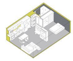 Eco Modern Flats / Modus Studio