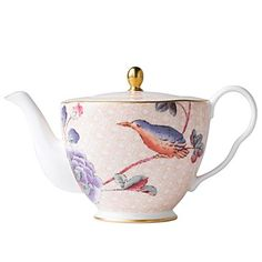 "Wedgwood ""Cuckoo"" Tea Story Teapot - Dining & Entertaining - Home - Bloomingdale's"