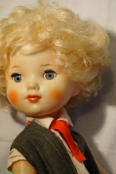 Кукла Ленигрушка СССР