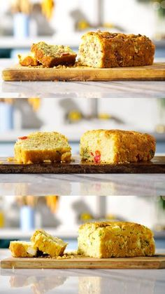 Esses 3 tipos de bolo salgado são a pedida perfeita para um café da manhã ou lanche da tarde delicioso!