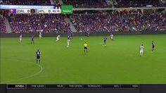 #MLS  GOAL: Hector Villalba unleashes a screamer to score