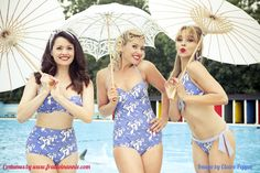 Win a #swimsuit with #Fraulein #Annie - Your #Vintage #Life
