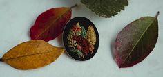 broszki-Broszka jesień
