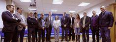 PP de Pontevedra -El Secretario Xeral, Alfonso Rueda, se reúne con los Candidatos del Partido Judicial de Pontevedra