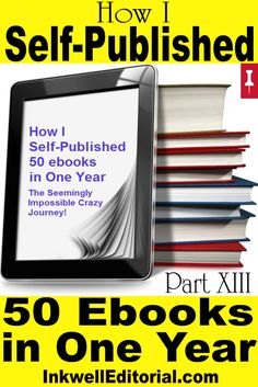 In 2011, I decided to set a goal of writing, self-publishing and uploading 50 ebooks to Amazon. This series details how I fared throughout the year. If you want to know what it's REALLY like to write and sell ebooks online as an indie publisher, this series will give you tons of insight. In this part, I talk about publishing my first fiction novel, and 4 things I learned about writing fiction. I also discuss ebook sales to date.