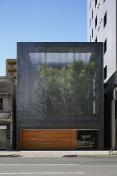 Optical Glashaus-Fassadengestaltung Modern