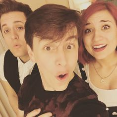 Nick Pitera, Thomas Sanders and Anna Brisbin - Playlist Live Orlando 2016