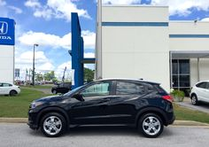 IN STOCK NOW at Rick Justice Honda!!!  The 2016 Honda HR-V has finally arrived! We love it!!!! www.rickjustice.com