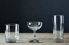 How to Buy Glassware For Your Home from Food52 #Food52